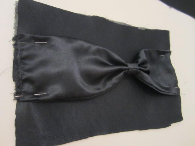 fixation noeuds sac